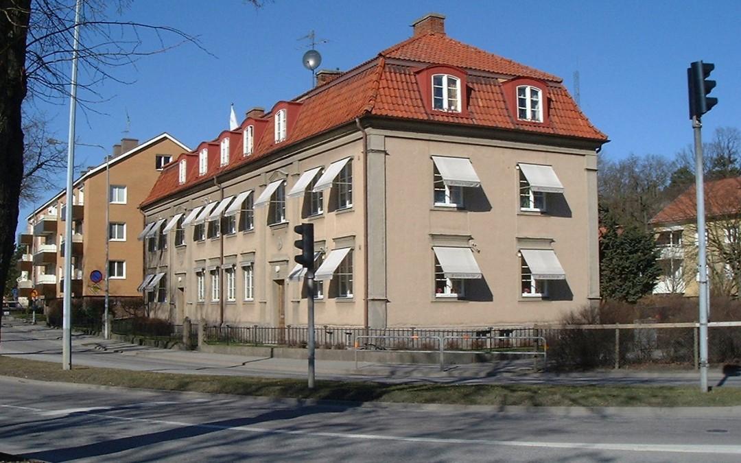 Erik Dahlbergsvägen 22-24