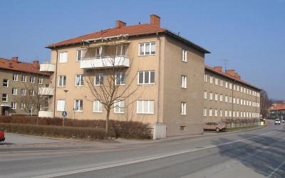 Erik Dahlbergsvägen 61-67 / Hantverkaregatan 64 A-D / N Fogdelyckeg. 48-50